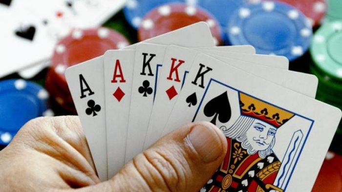 Kencan Saya Dengan Chumash Indians Poker Empat Kartu